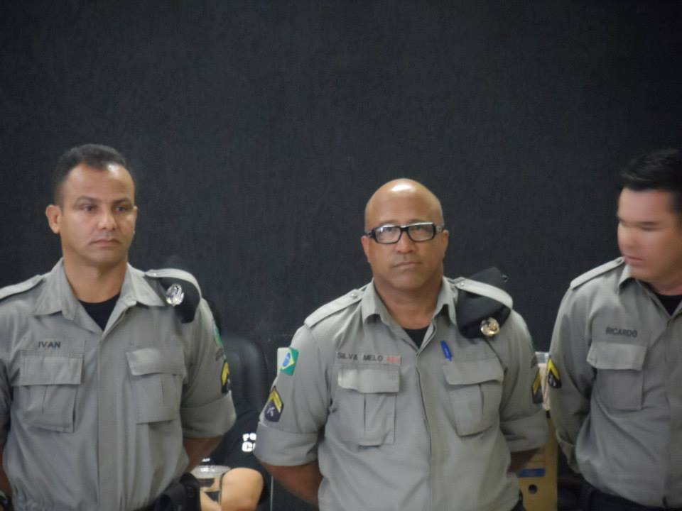 Sargento da Polícia Militar Luciano da Silva Melo tinha 52 anos de idade | Foto: Reprodução / Redes Sociais
