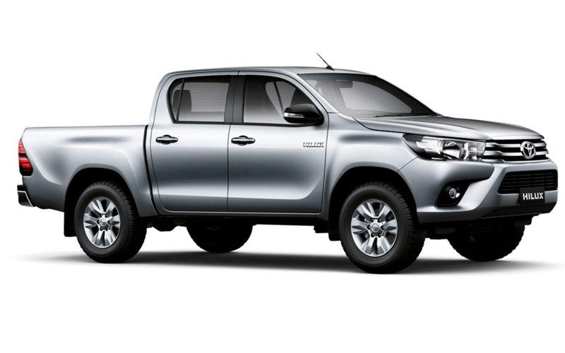 Toyota Hilux | Foto: Divulgação