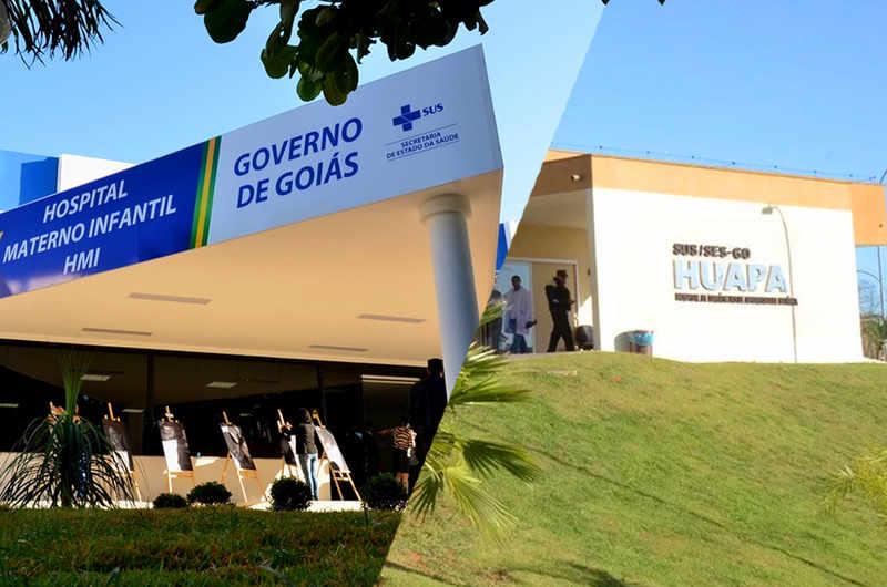 Hospitais de Goiânia e Aparecida têm vagas abertas | Foto: Reprodução