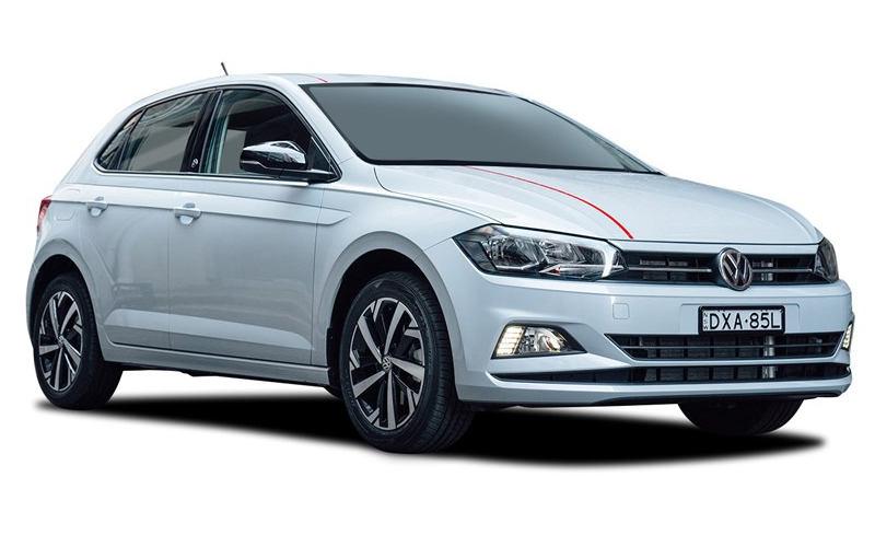 Volkswagen Polo | Foto: Divulgação