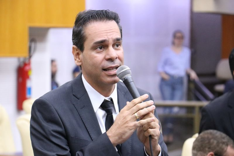 Vereador Welligton Peixoto (MDB) | Foto: Reprodução