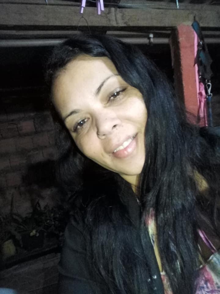 Agente comunitária de saúde, Cristiene Silva tinha 41 anos de idade | Foto: Arquivo Pessoal
