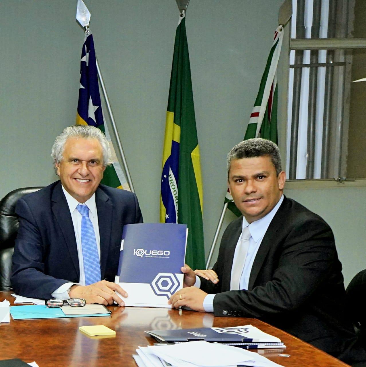 Denes Pereira é o novo chefe da Iquego