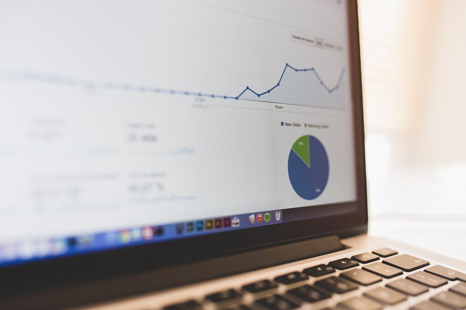 Google Analytics mostra crescimento de 500% na do Folha Z em Aparecida de Goiânia | Foto: Pixabay