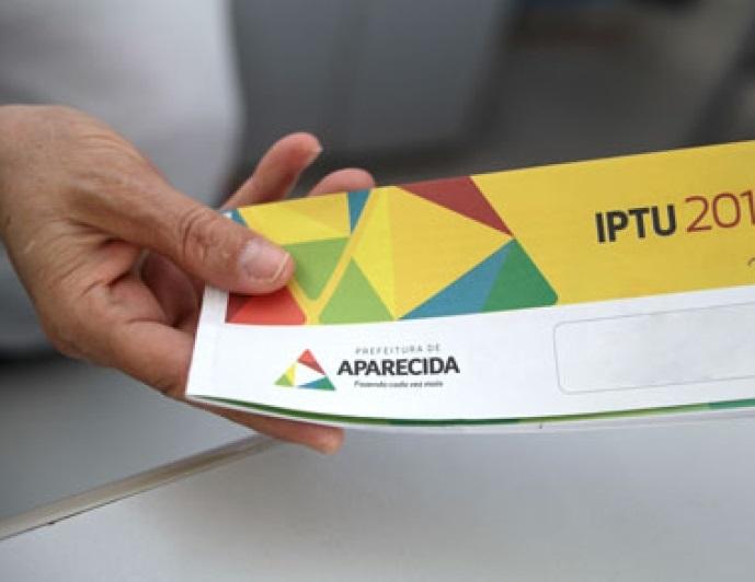 IPTU 2019 Aparecida de Goiânia