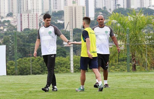 Maurício Barbieri Goiás Brasileirão