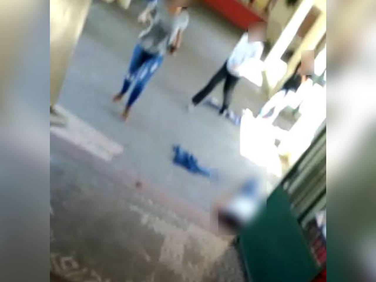 Tragedia Em Suzano Hoje Pinterest: Vídeo Mostra Desespero De Alunos Ao Verem Corpos Das