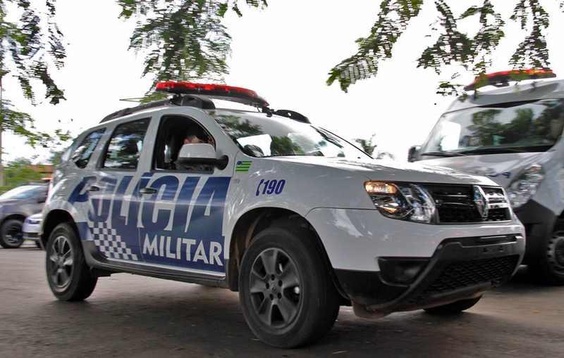 Veja o número de telefone das viaturas da PM em Aparecida de Goiânia | Foto: Reprodução