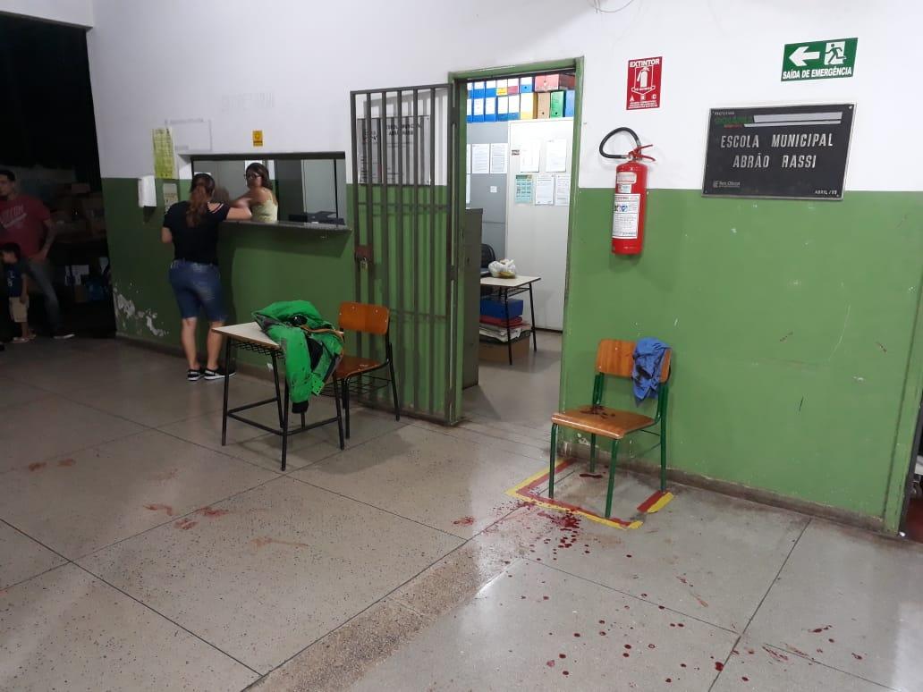 Segundo testemunhas, as discussões vítima e autor já vinham ocorrendo há dias | Foto: Leitor / Folha Z