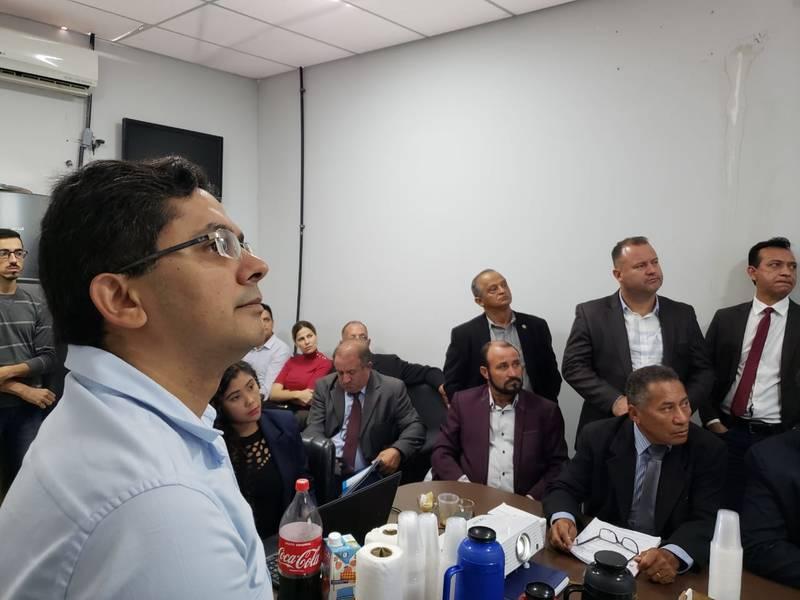De acordo com o secretário executivo de Comunicação Ozeias Laurentino, o objetivo é criar um verdadeiro sistema de comunicação de radiodifusão municipal | Foto : Folha Z