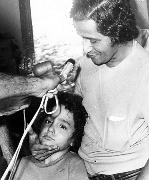 Sequestradores exigiram resgate de 500 mil cruzeiros pelo menino Ediminho   Foto: Reprodução