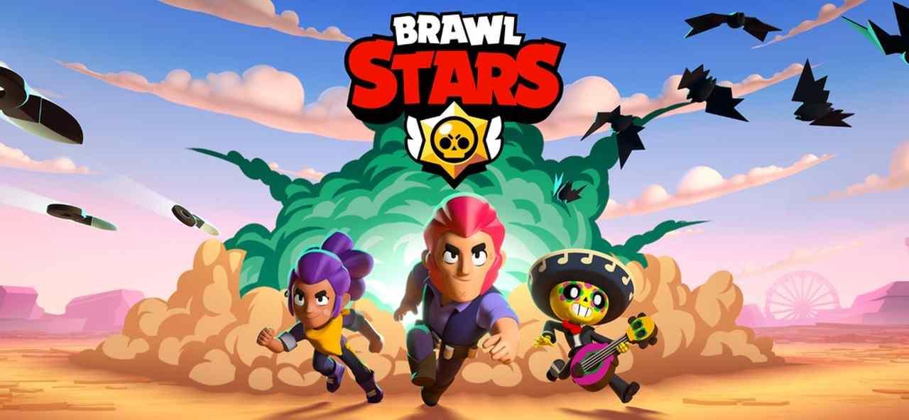 Melhores jogos celular Brawl Stars
