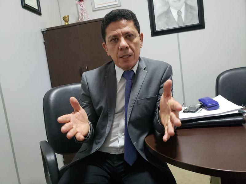 Vereador Nascimento (DEM) | Foto: Divulgação