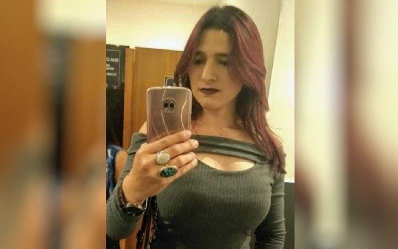 A motorista de aplicativo Vanusa da Cunha Ferreira, de 36 anos, foi encontrada morta no Jardim Copacabana, em Aparecida | Foto: Reprodução