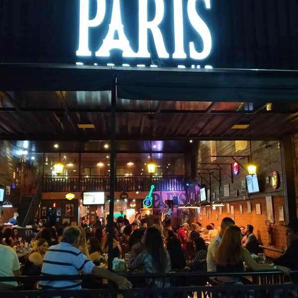 Paris Barber Pub
