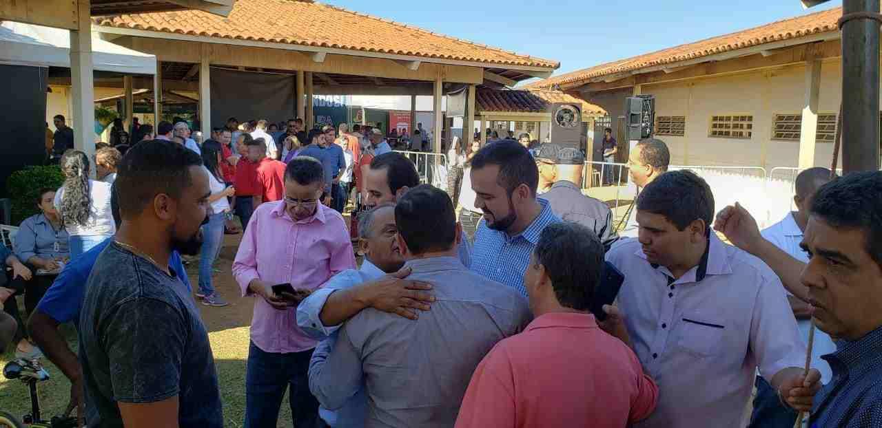 Lançamento dos atendimentos à população da região do Cruzeiro do Sul na 17ª edição do Prefeitura em Ação | Foto: Folha Z