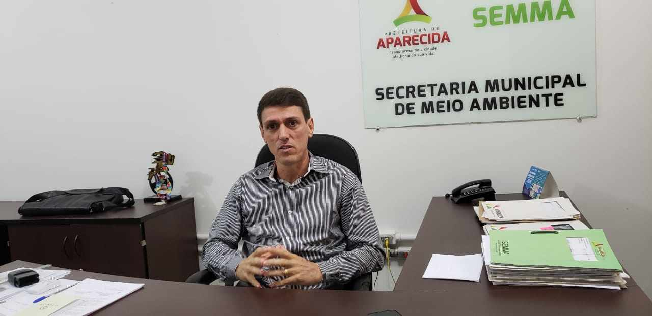 Claudio Everson Secretário Semma