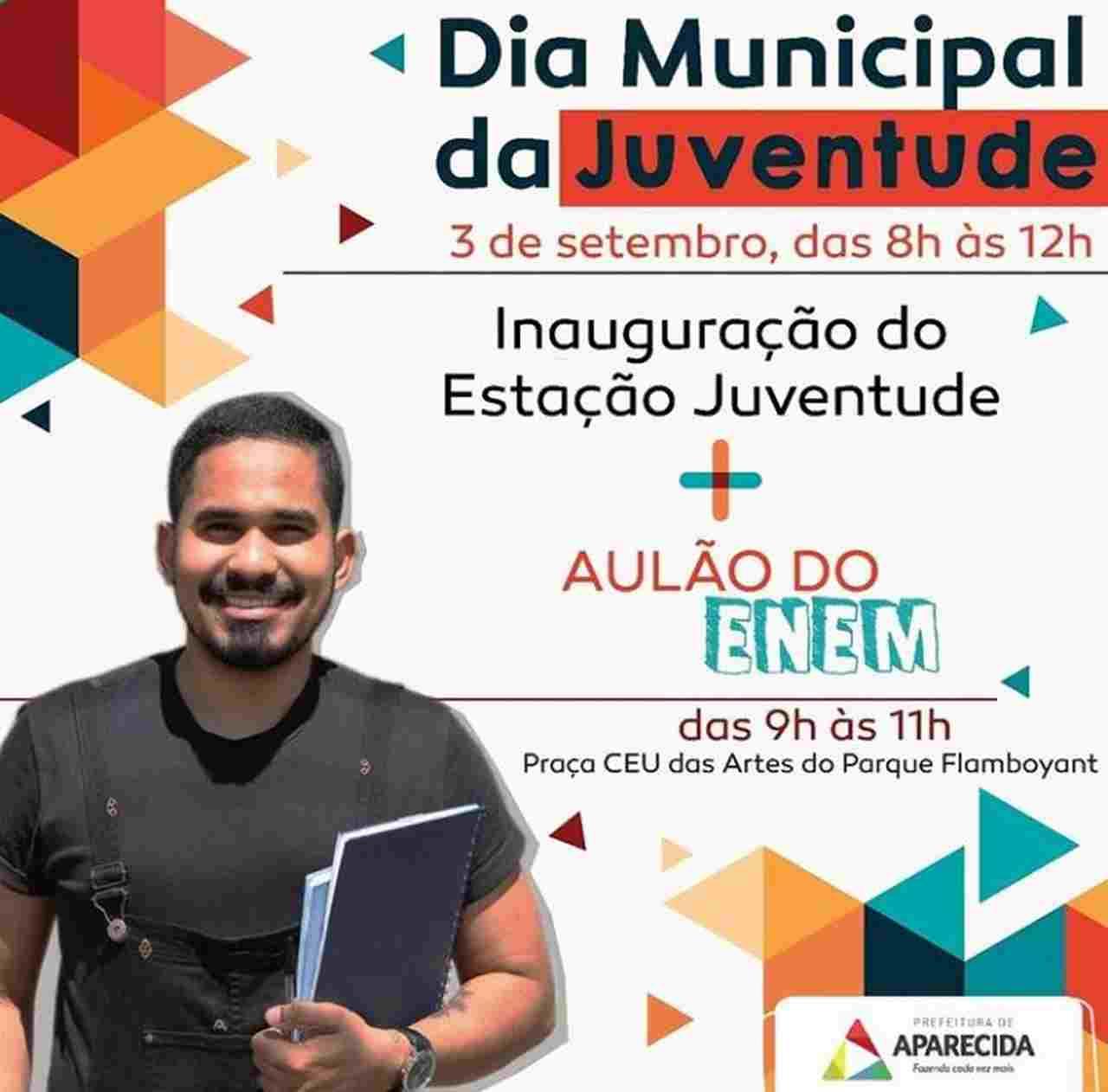Dia Municipal da Juventude Aparecida