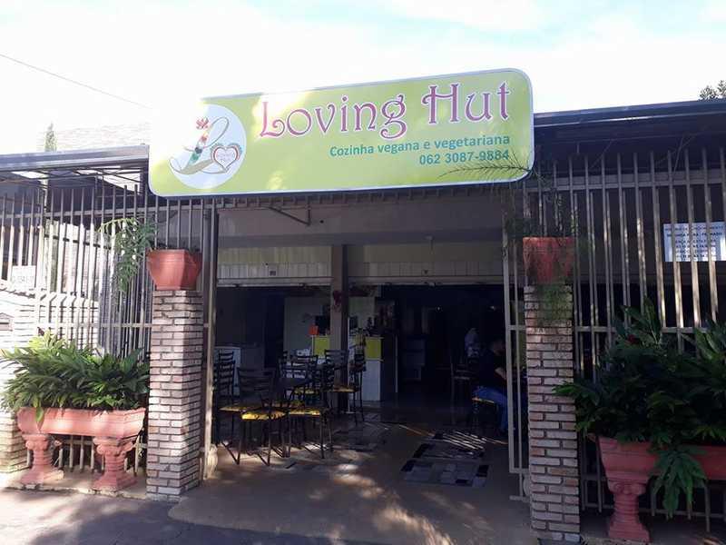 Loving Hut, no Jardim América