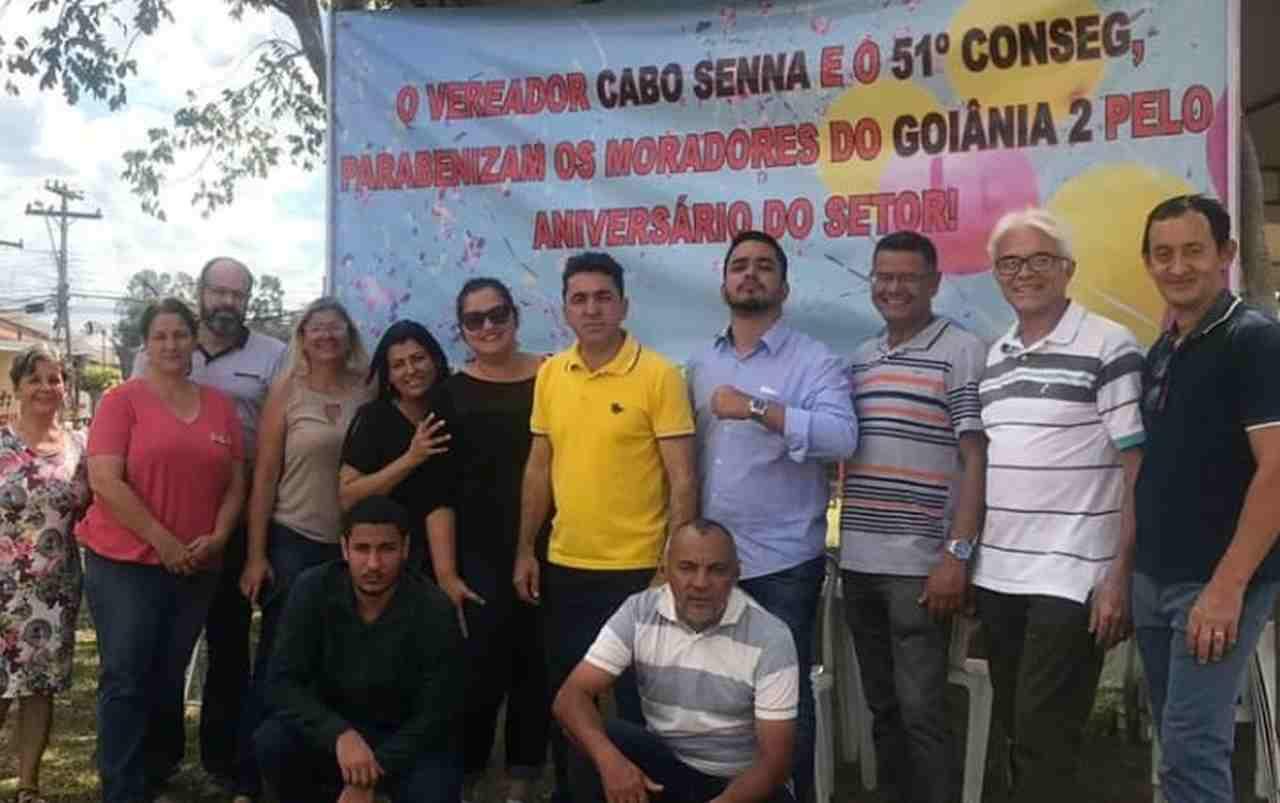 Moto Show no Orlando de Morais em Goânia