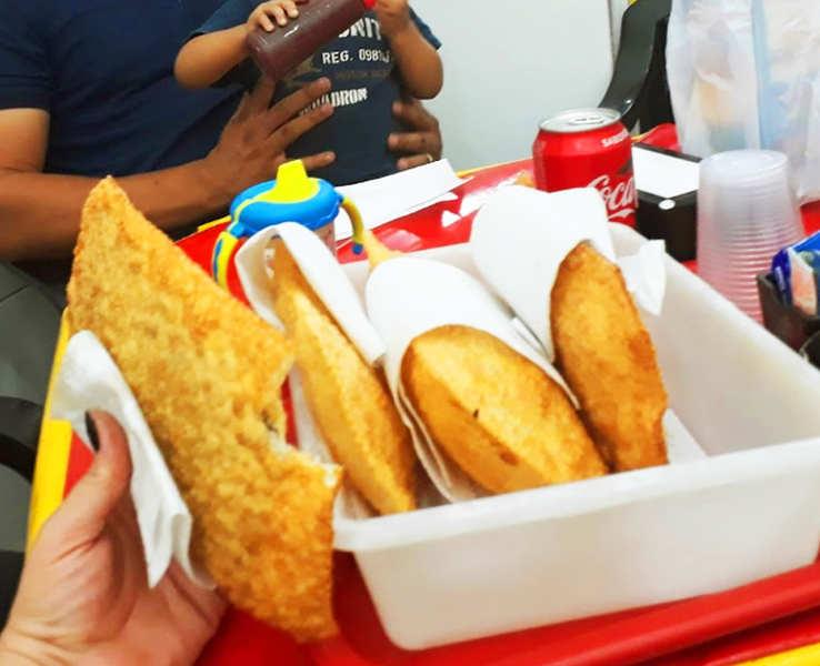 Pastelaria Ki Pastéis fica no Cruzeiro do Sul