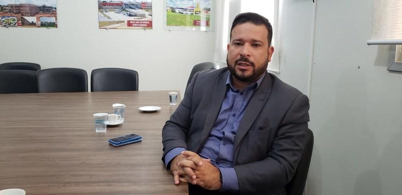 Procurador Geral do Município Fábio Camargo