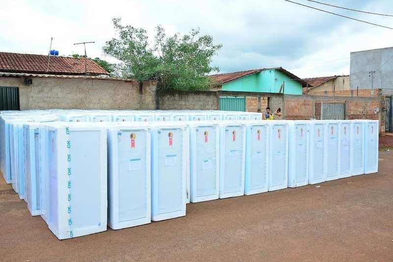 Desde que iniciou, em novembro de 2017, o programa de sustentabilidade Enel Compartilha Eficiência já trocou mais de 9 mil geladeiras em todo o Estado | Foto: Alex Malheiros