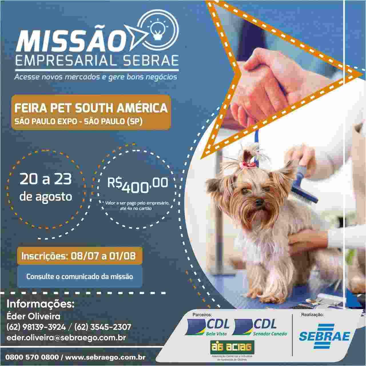 feira pet veterinária São Paulo
