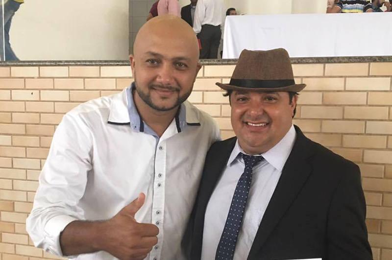 Geovani Moreira Batista era assessor do vereador Leandro da Pamonharia (PV) | Foto: Reprodução / Facebook