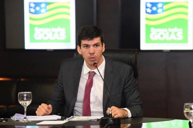 Para chefiar a Codego, governador nomeou o interino Pedro Sales, funcionário de carreira do STF | Foto: Reprodução