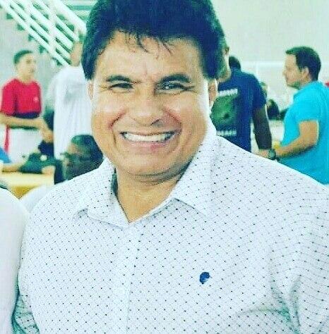 Novo presidente do PMB em Aparecida, Jodeir Pereira | Foto: Arquivo Pessoal