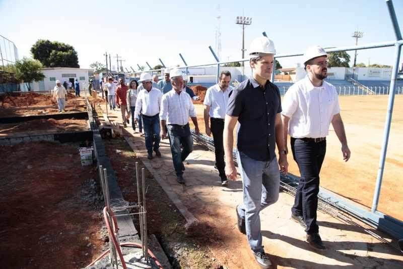 Veja o que vai mudar no Estádio Annibal Batista de Toledo com obras de reforma | Foto: Enio Medeiros
