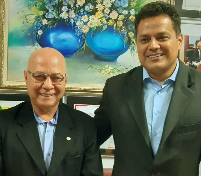 Encontro será entre o presidente metropolitano do PMB, Cláudio Brandão, e o deputado federal Professor Alcides (PP) | Foto: Reprodução
