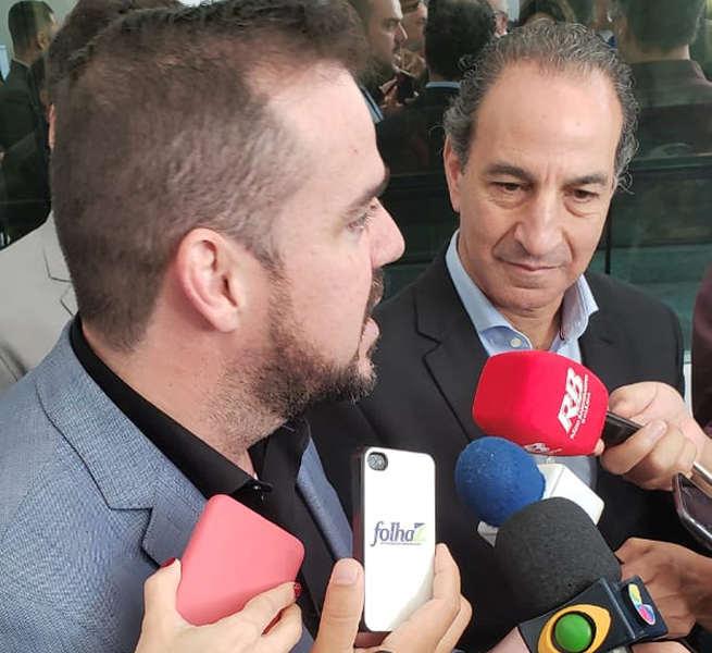 Hospital Sírio-Libanês (HSL) e Prefeitura de Aparecida firmam convênio | Foto: Folha Z