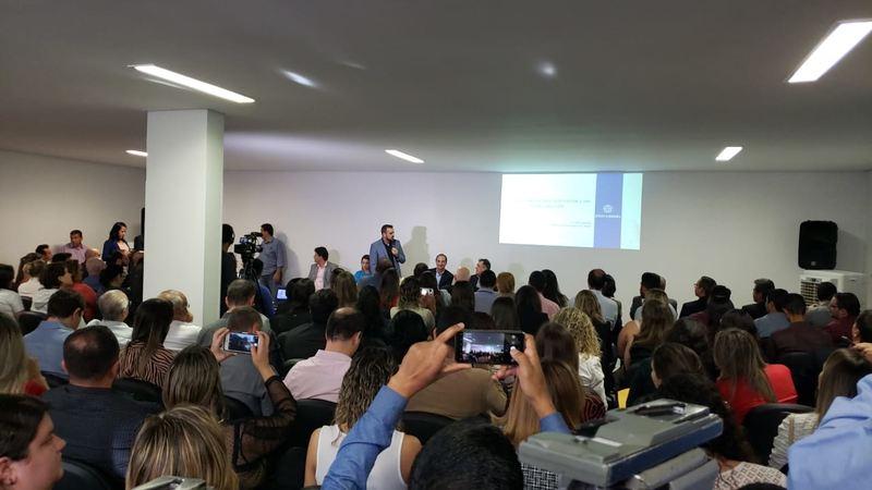Profissionais do Sírio-Libanês palestram em Aparecida | Foto: Folha Z