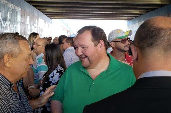 Secretário de Articulação Política Tatá Teixeira | Foto: Folha Z