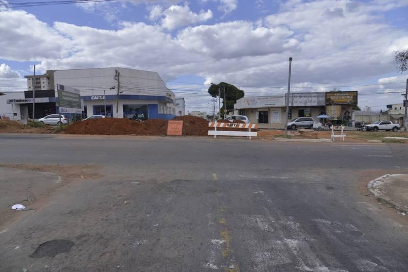 Viaduto da Vila Brasília tem previsão de entrega para o final de julho   Foto: Claudivino Antunes