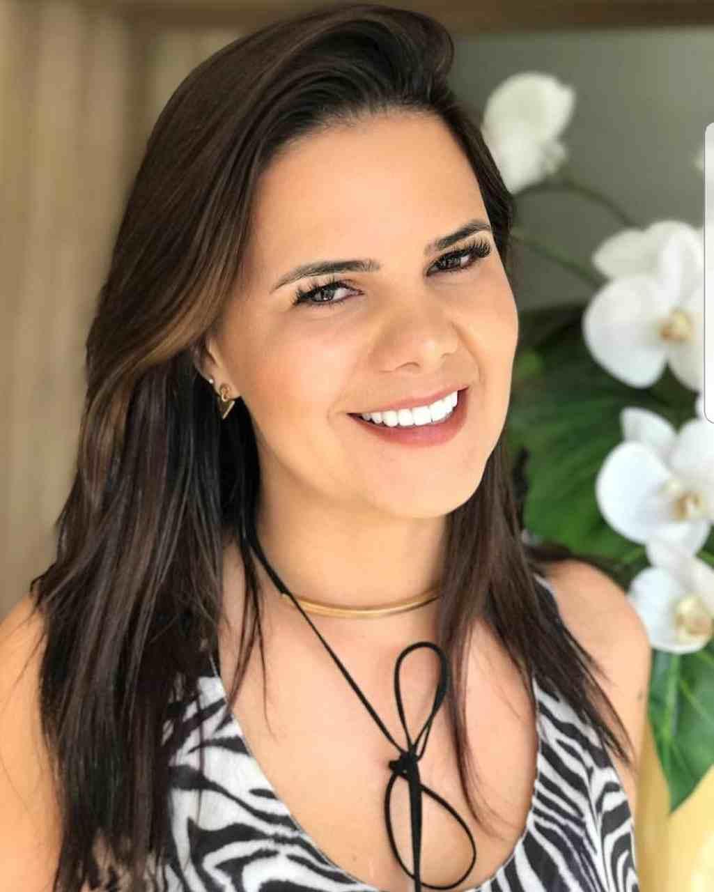 Esteticista Fernanda Silveira