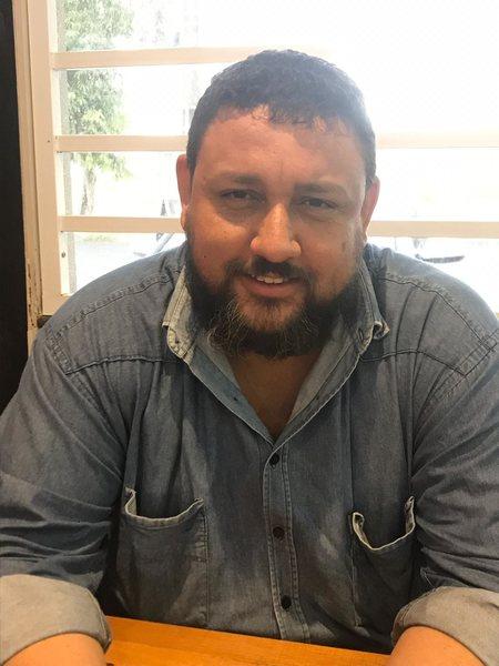 presidente da Associação Municipal de Proteção aos Inspetores e Guardas Civis, Wanderley Amâncio   Foto: Arquivo Pessoal