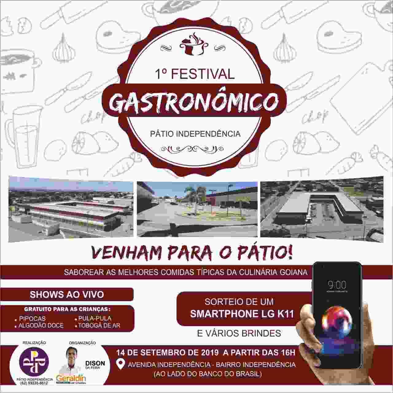 1º Festival Gastronômico