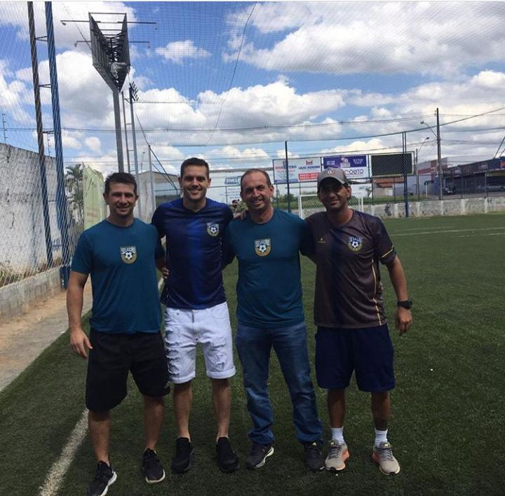 Sócios Seleção Academia de Futebol