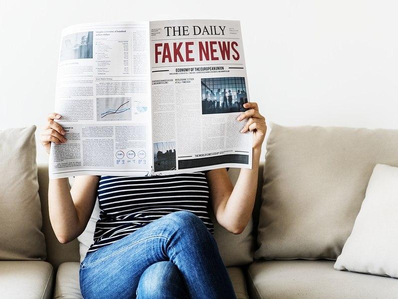 As fake news das fake news em 2020 | Foto: Pixabay