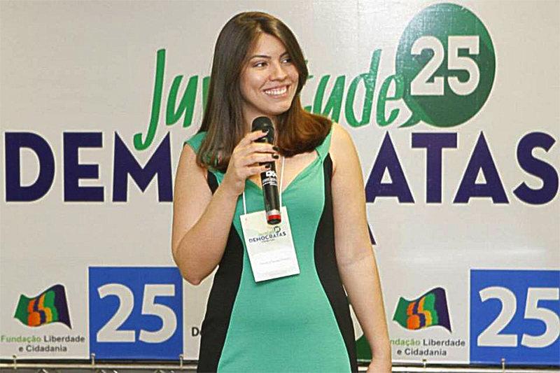 Carol Araújo | Foto: Arquivo Pessoal