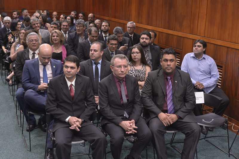 Sessão especial em homenagem ao Dia do Administrador | Foto: Sérgio Rocha