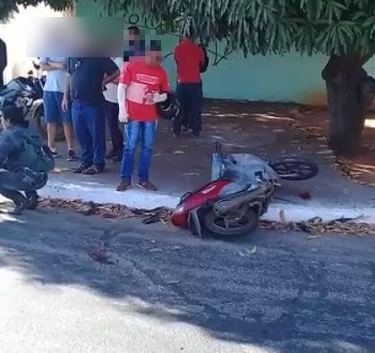 Motociclista morre acidente Aparecida