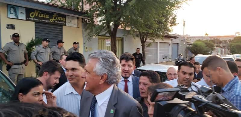 Governador de Goiás Ronaldo Caido (DEM) | Foto: Folha Z