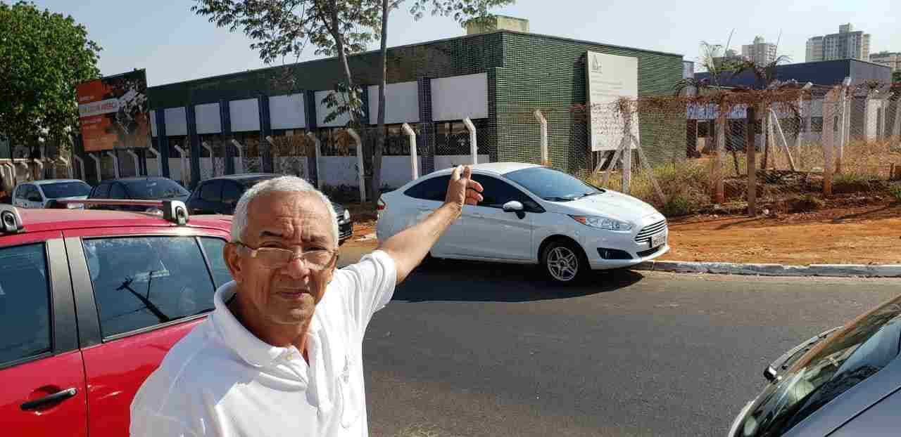 Tassiano Alves UPA Jardim América