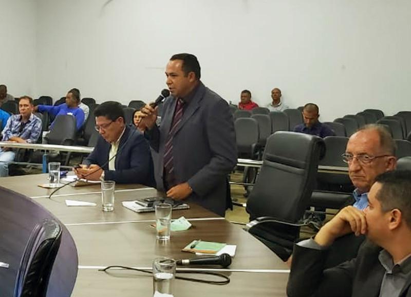 Vereador Arnaldo Leite (MDB) | Foto: Folha Z