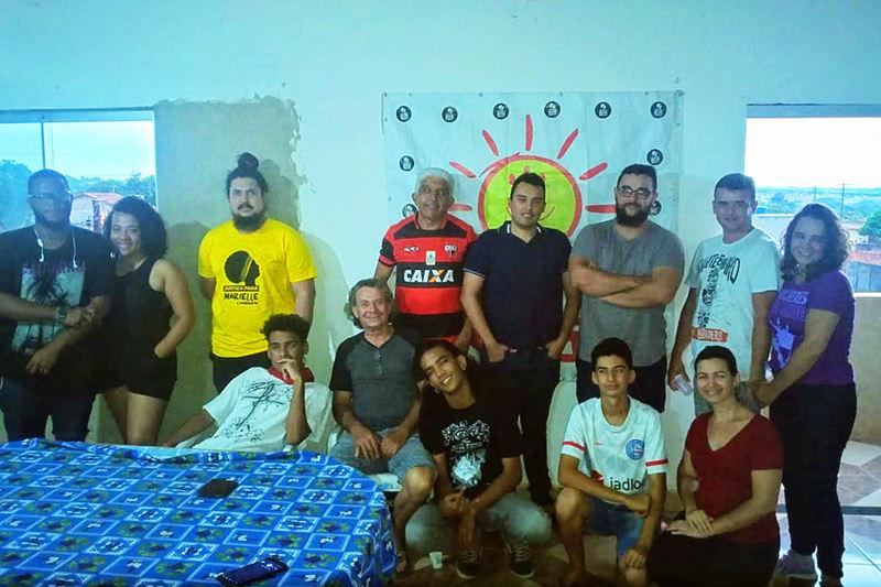 Reunião do diretório municipal do PSOL em setembro de 2019 | Foto: Divulgação