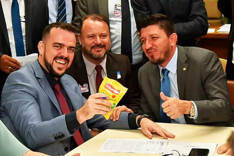 Fábio Ideal relata desentendimento com Glaustin e saída do PSC   Foto: Divulgação